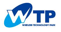 ワイヤレステクノロジーパーク(WTP)2018ロゴ 小